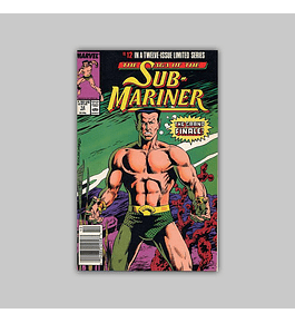 The Saga of the Sub-Mariner 12 1989