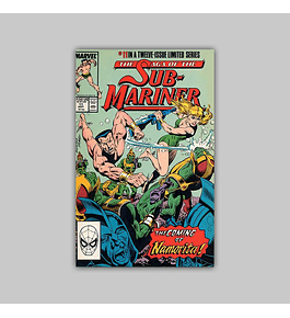 The Saga of the Sub-Mariner 11 1989