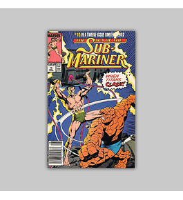 The Saga of the Sub-Mariner 10 1989