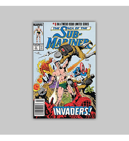 The Saga of the Sub-Mariner 5 1989