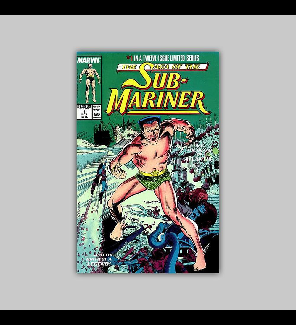 The Saga of the Sub-Mariner 1 1988