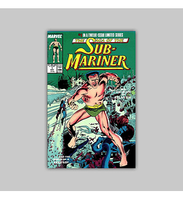 The Saga of the Sub-Mariner 1 1988