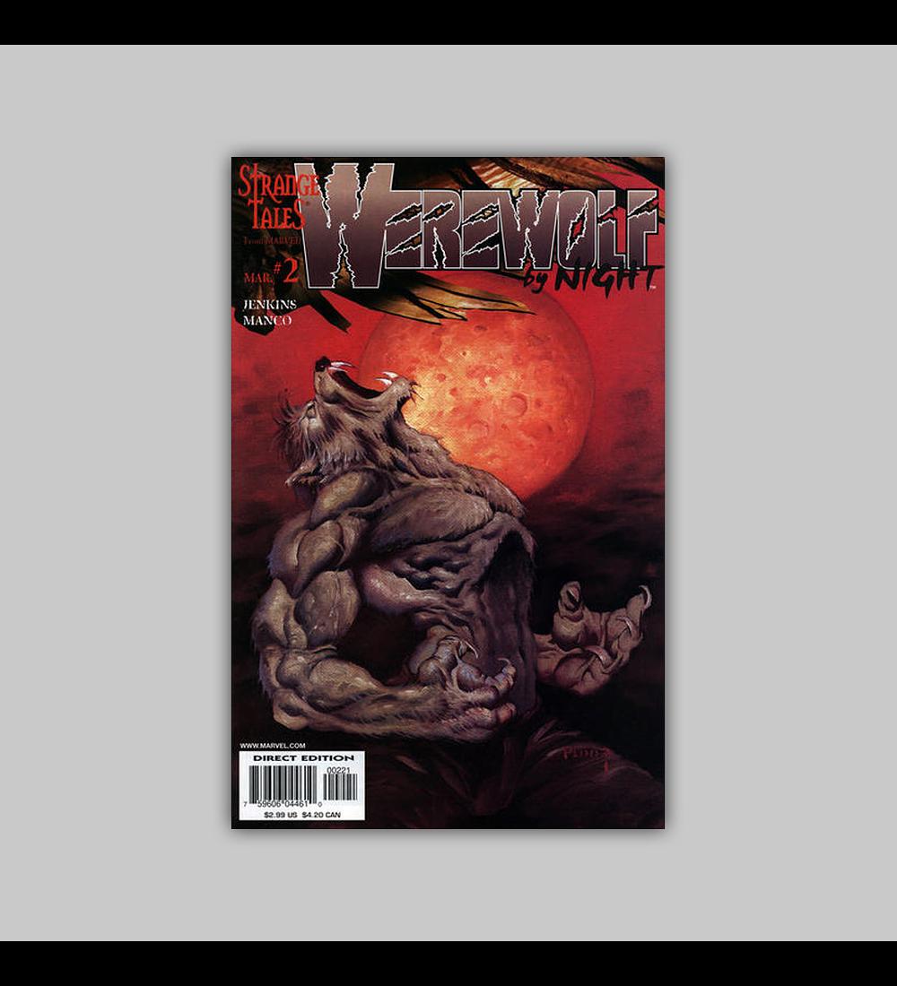 Werewolf by Night 2 B 1998