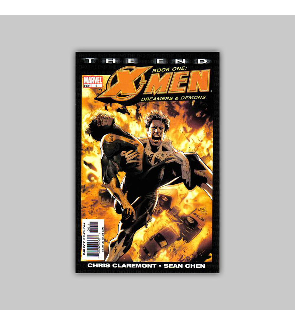 X-Men: The End Book One & Dreamers and Demons (complete limited series) 2004