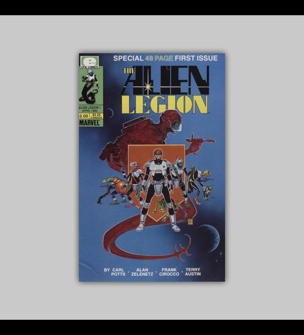Alien Legion 1 1984
