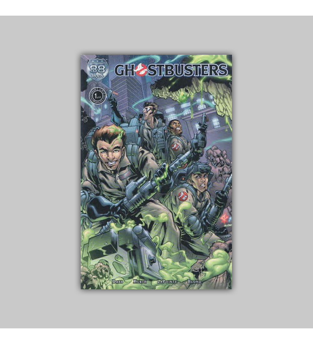 Ghostbusters: Legion 1 2004