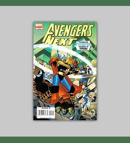 Avengers Next 2 2007