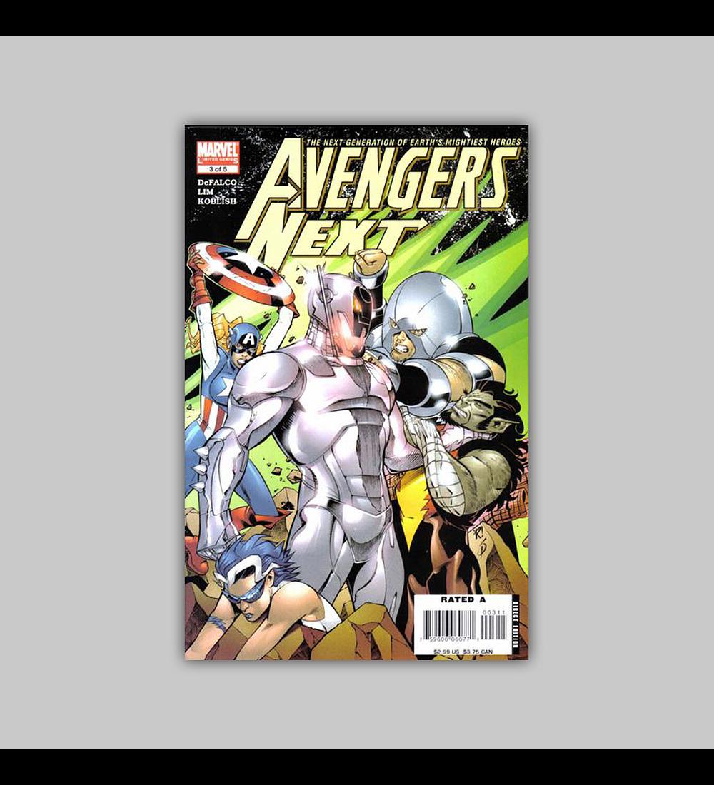 Avengers Next 3 2007