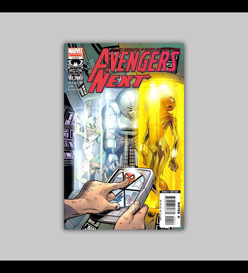 Avengers Next 4 2007
