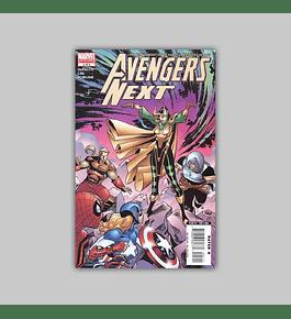 Avengers Next 5 2007