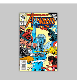 Avengers West Coast (Vol. 2) 96 1993