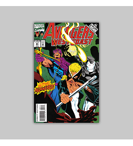 Avengers West Coast (Vol. 2) 97 1993