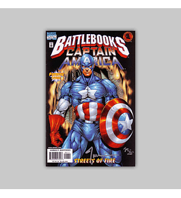 Battlebooks: Captain America 1998