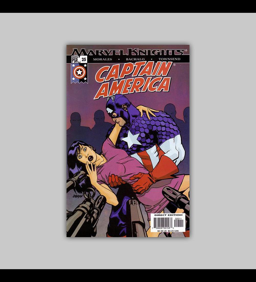 Captain America (Vol. 4) 25 2004