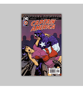 Captain America (Vol. 4) 25 2004