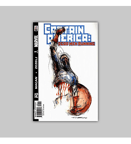Captain America: Dead Man Running (complete limited series) 2002