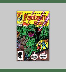 Fantastic Four 271 1984