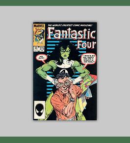 Fantastic Four 275 1985