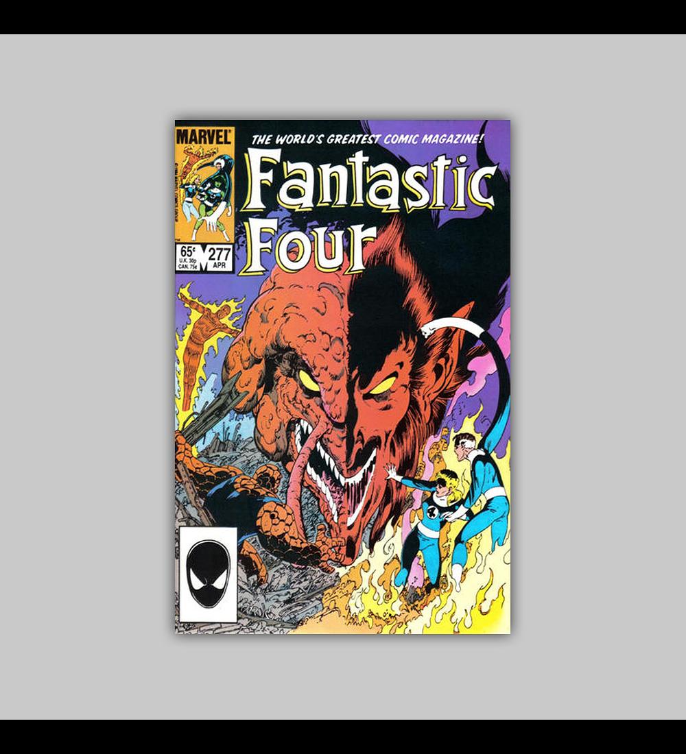 Fantastic Four 277 1985