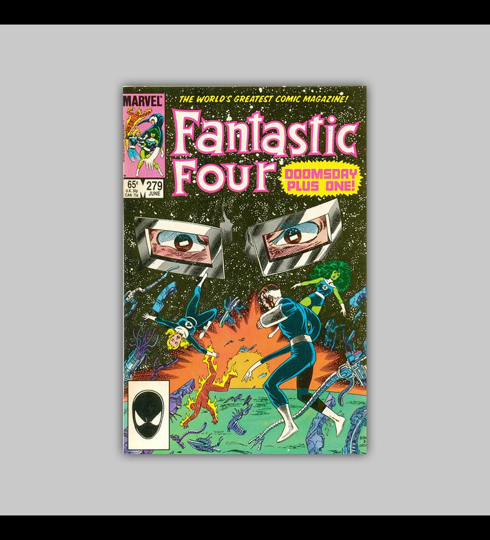 Fantastic Four 279 1985