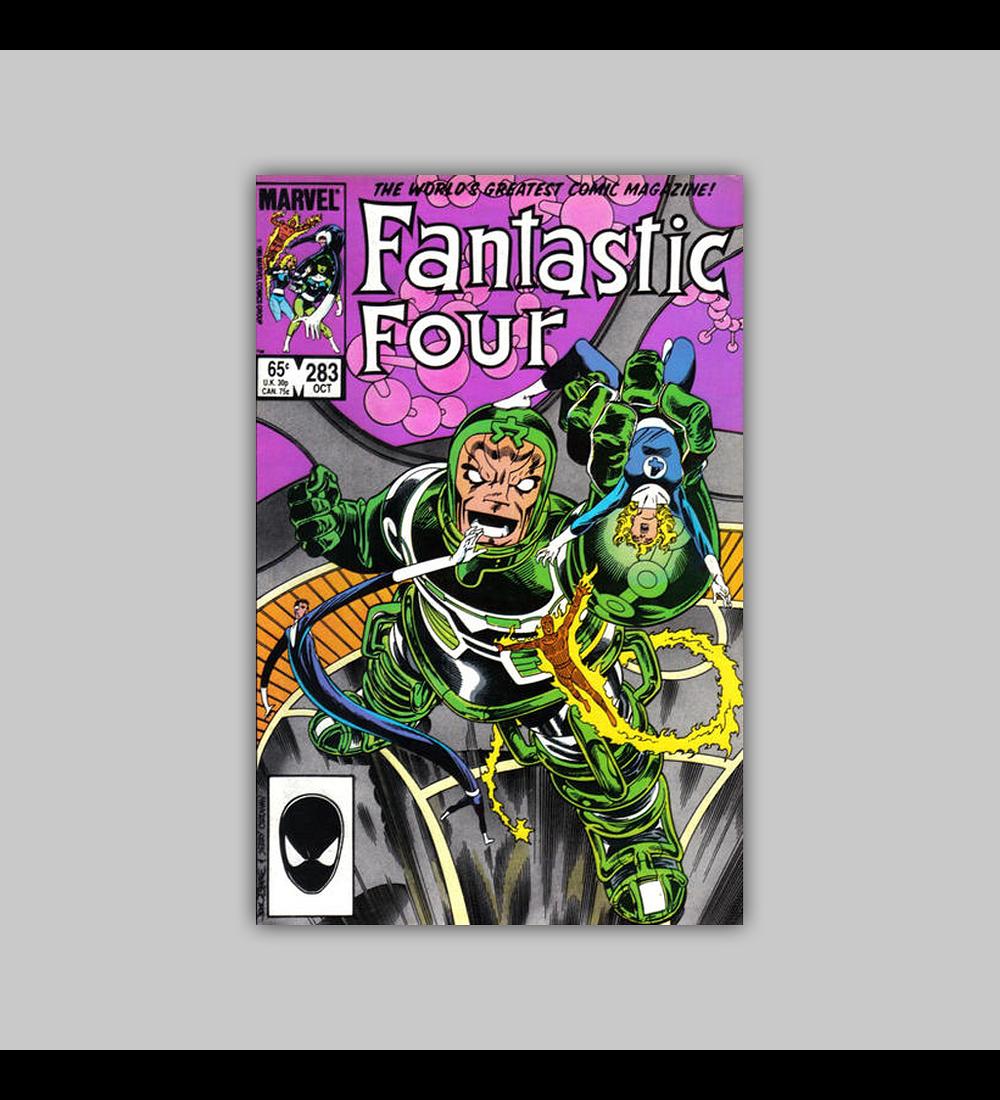 Fantastic Four 283 1985