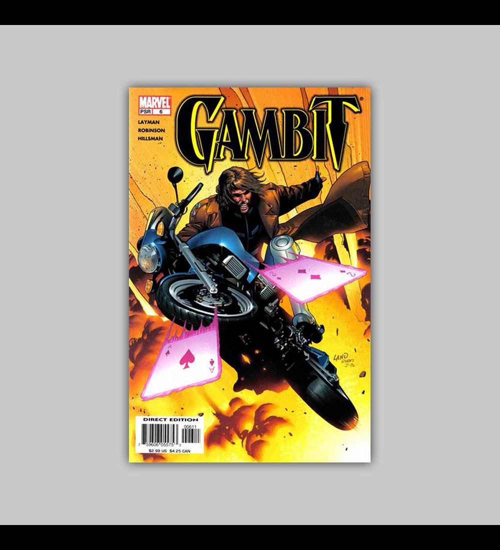 Gambit (Vol. 2) 6 2005