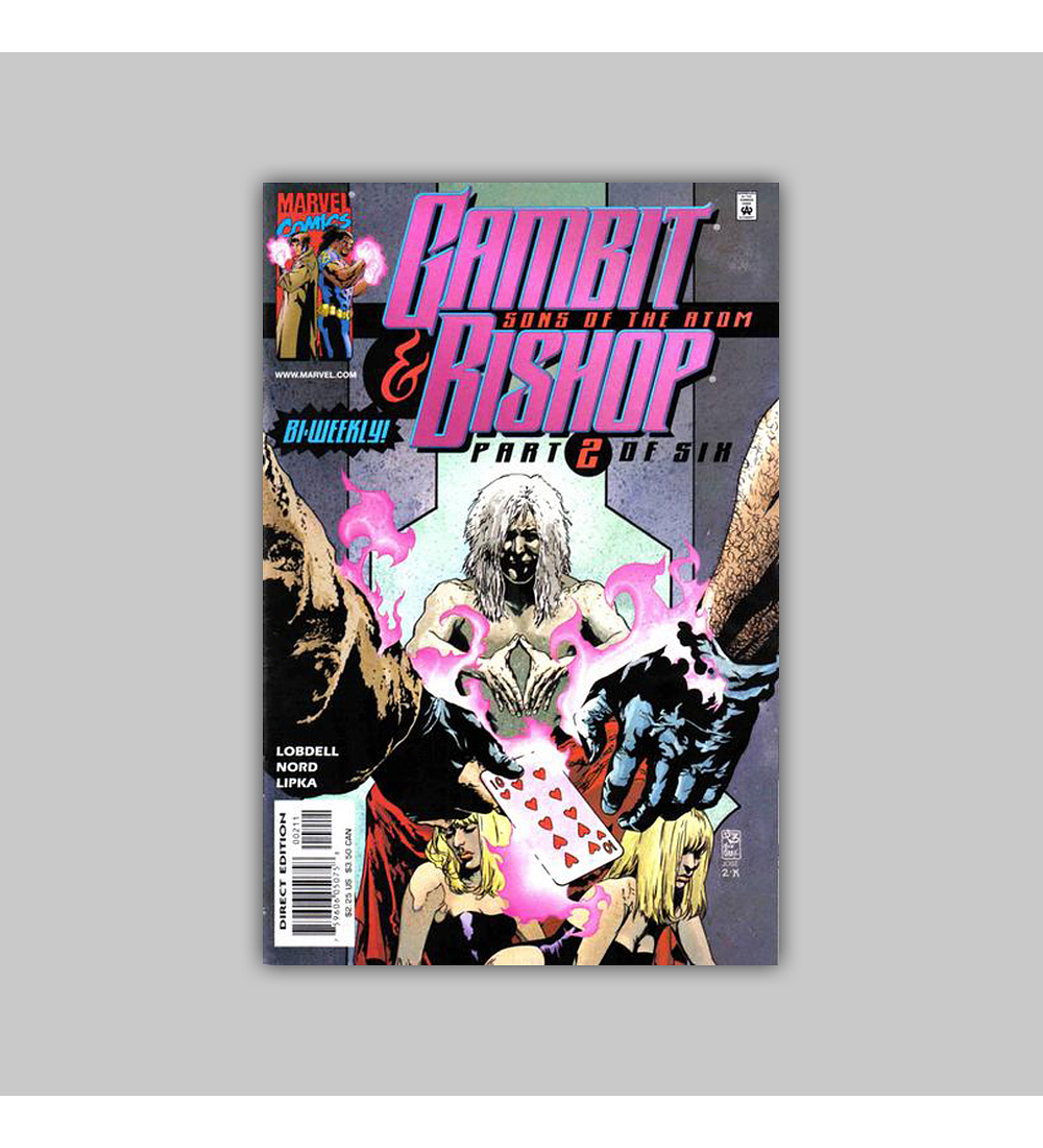 Gambit & Bishop: Sons of the Atom 2 2001