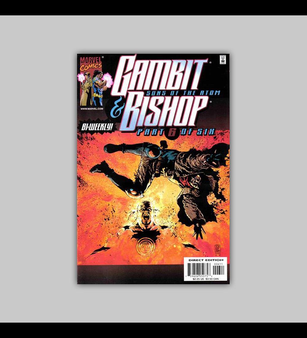 Gambit & Bishop: Sons of the Atom 6 2001