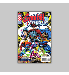 Gambit and the X-Ternals 1 1995