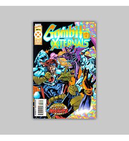 Gambit and the X-Ternals 3 1995