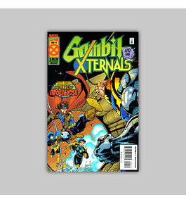 Gambit and the X-Ternals 4 1995