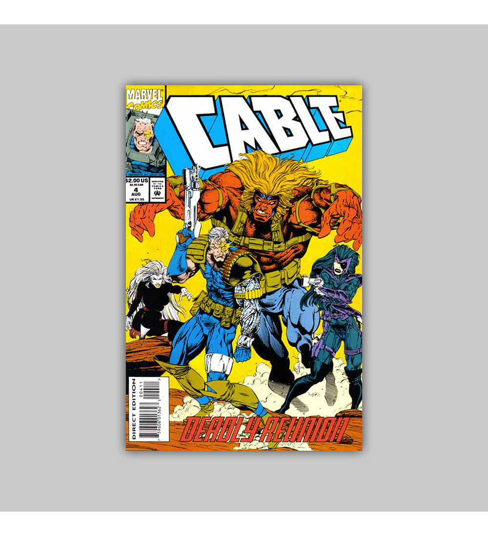 Cable 4 1993