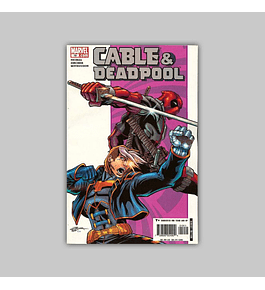 Cable & Deadpool 19 2005