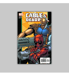 Cable & Deadpool 23 2006