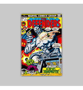 Defenders 5 VF/NM (9.0) 1972