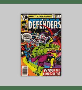 Defenders 67 VF (8.0) 1979