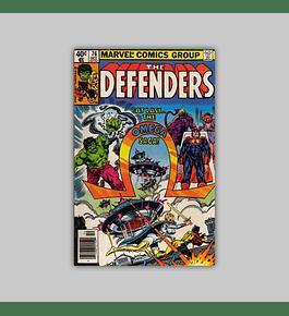 Defenders 76 VF (8.0) 1979