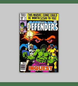 Defenders 87 1980
