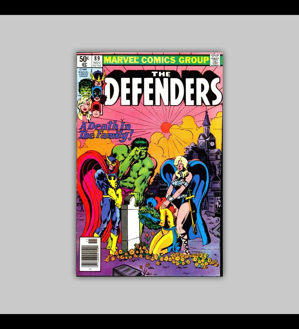 Defenders 89 1980
