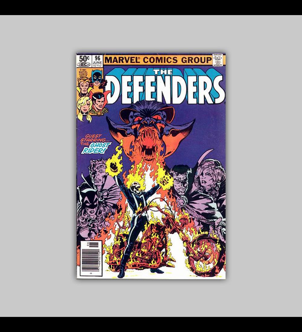 Defenders 96 VF/NM (9.0) 1981
