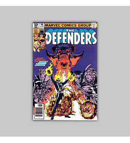 Defenders 96 VF/NM (9.0) 1981