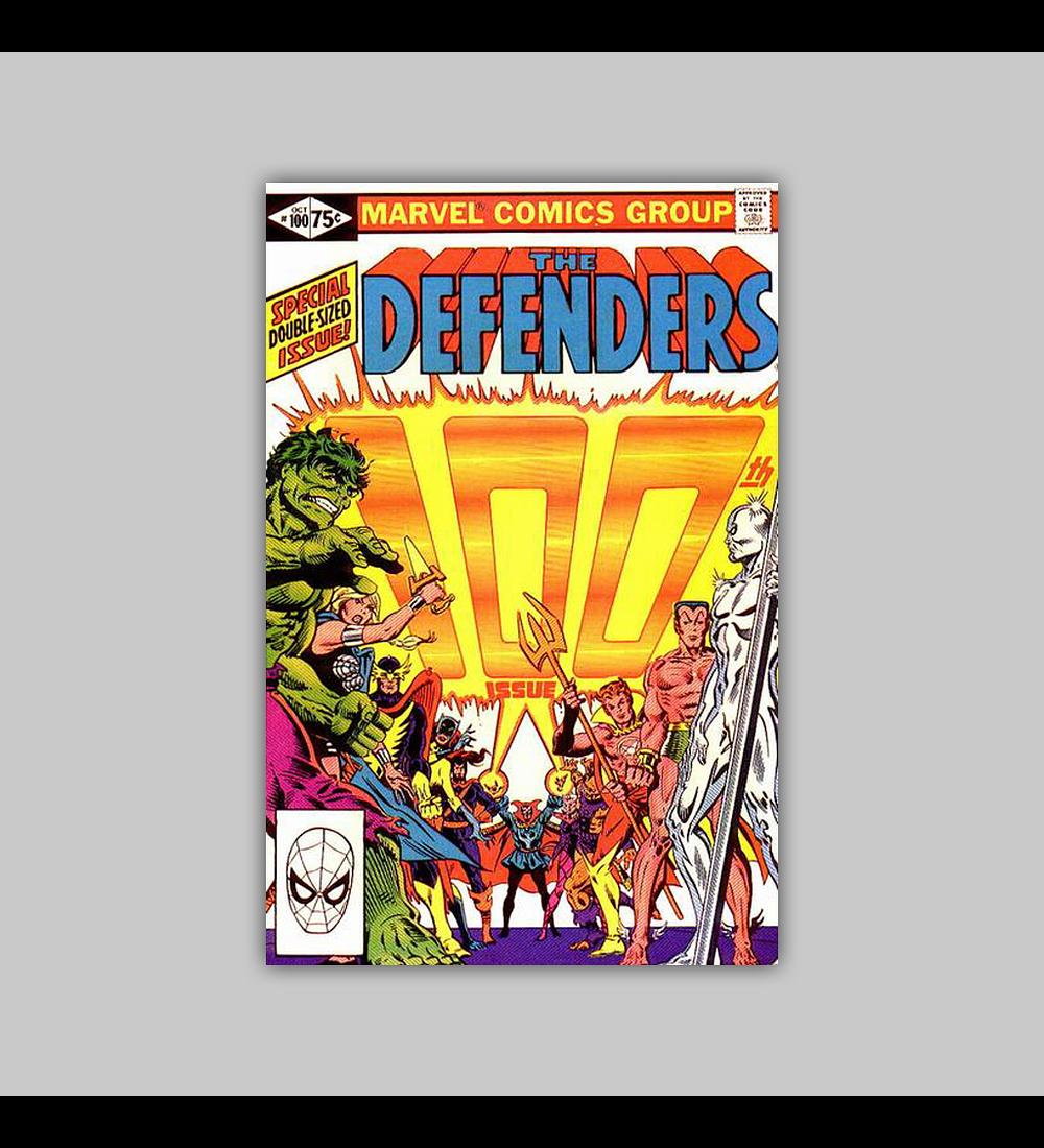 Defenders 100 1981