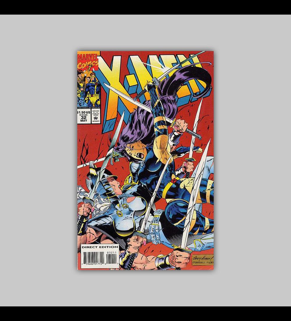 X-Men 32 1994