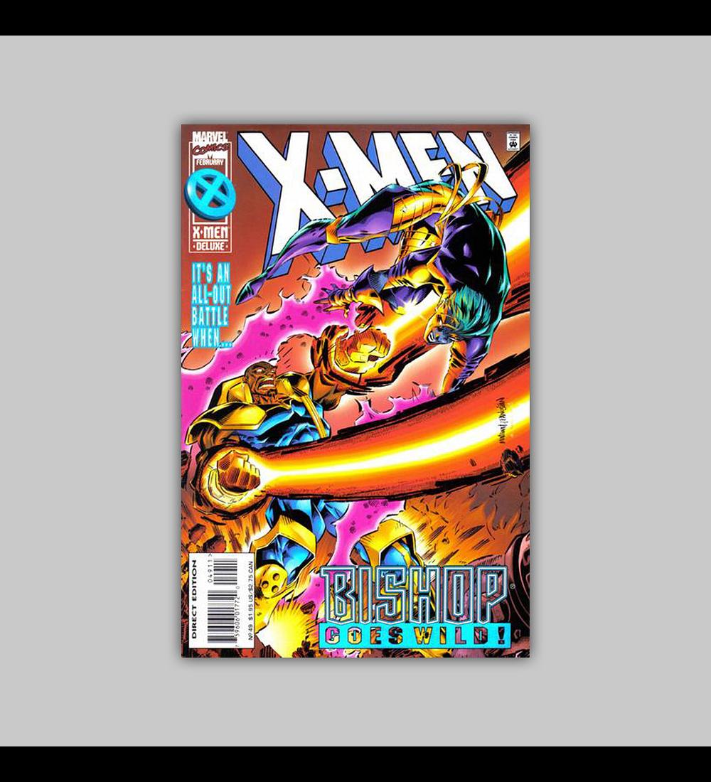 X-Men 49 1996