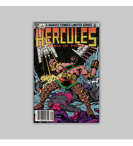 Hercules: Prince of Power (complete limited series) 1982