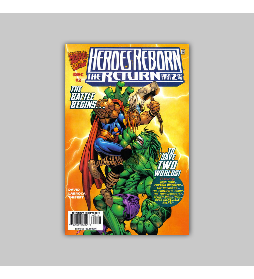 Heroes Reborn: The Return 2 1997