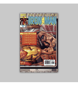 Iron Man (Vol. 3) 8 1998
