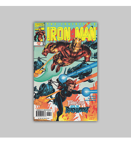 Iron Man (Vol. 3) 6 1998