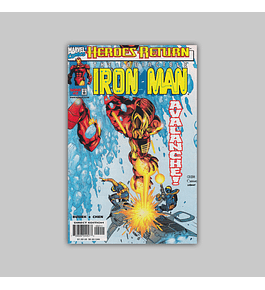 Iron Man (Vol. 3) 2 1998