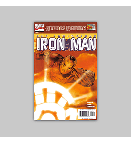 Iron Man (Vol. 3) 1 B 1998